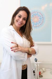 Raquel Rubim, esteticista
