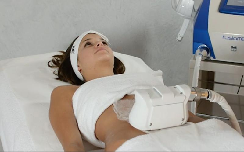 tratamento com criolipólise