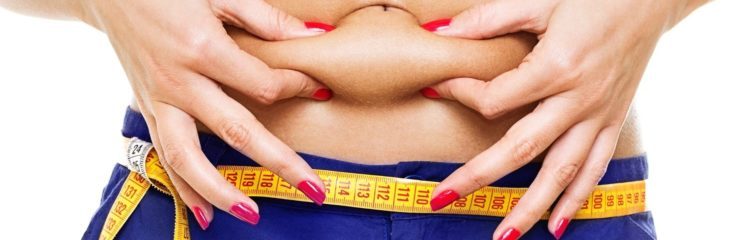 gordura localizada, equipamentos, redução de medidas
