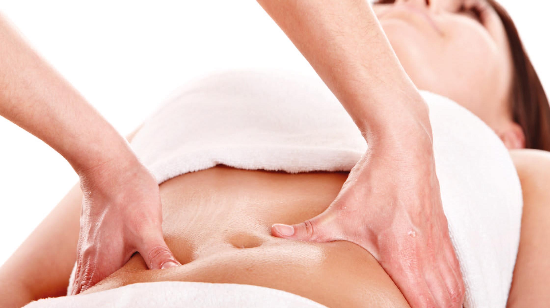 massagem modeladora ou drenagem modeladora