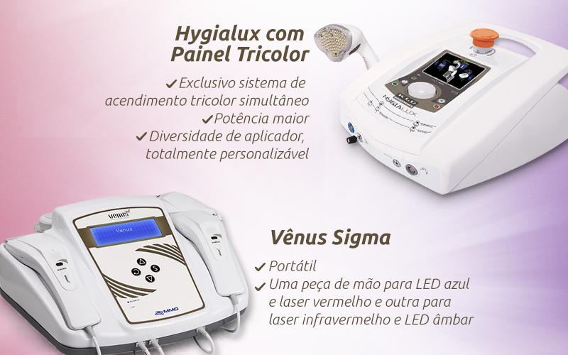 aparelho de fototerapia